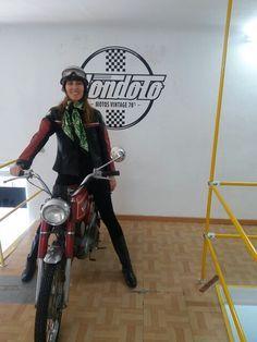Sophie Vigier Mondoto Moto Vintage