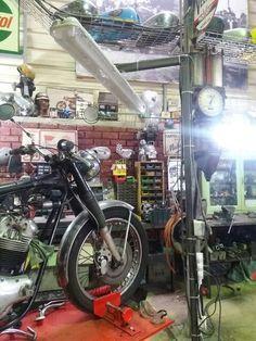 Atelier de mécanique Sud Side à Marseille