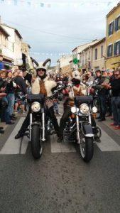 Parade Cogolin - Eurofestival Harley Davidson 2016