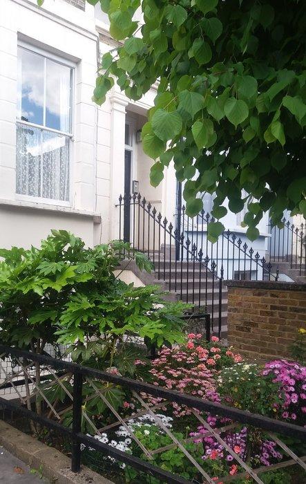 Quartier fleuri de Portobello LONDRES NEO RETRO et BIO
