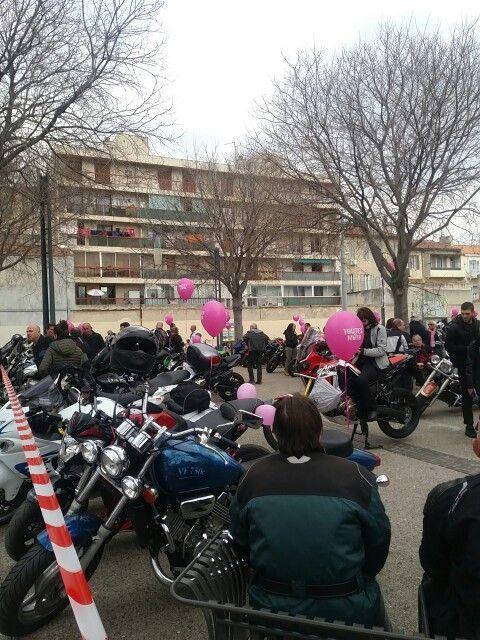 Vue d'emble de Toutes en motos à Marseille