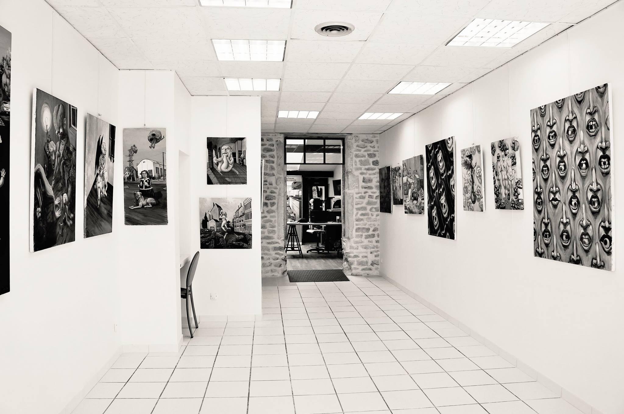 Galerie Mise en Scène par Fredo Slim